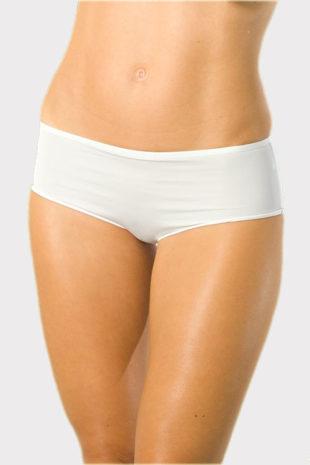 100% bavlnená biele boxerky Antonietta