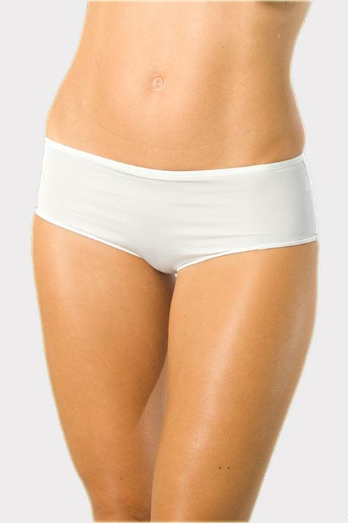 100% bavlnené biele boxerky Antonietta