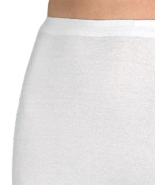 Bavlnené nohavičky s vysokým pásom