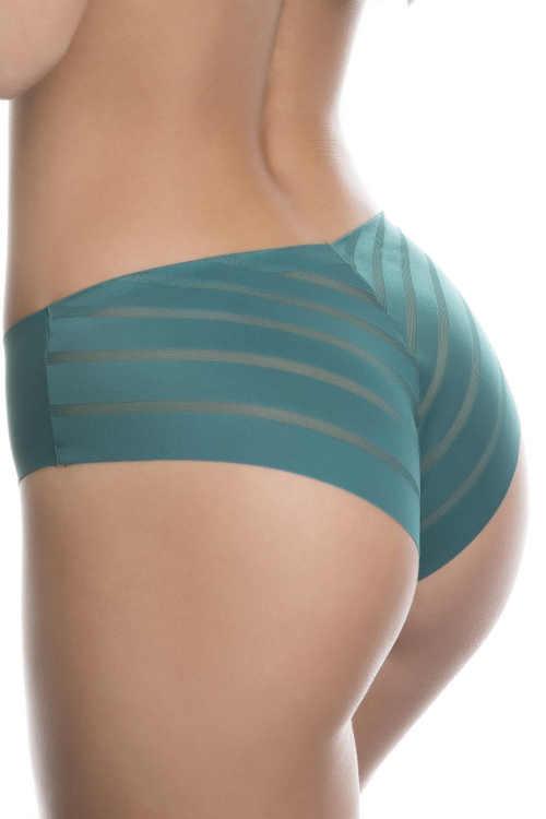 Neviditeľné brazílske nohavičky s plochými švami