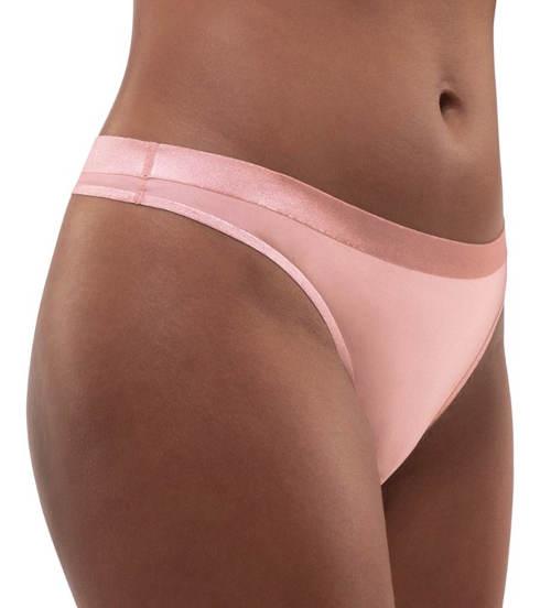 Ružové tangá nohavičky